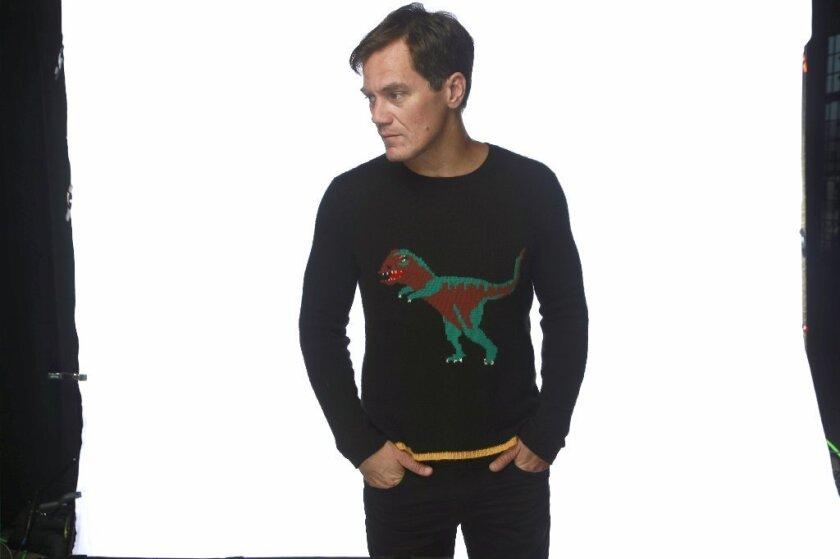 """Sometimes a sweater is worth a thousand words: Michael Shannon, Oscar nominee for """"Nocturnal Animals."""""""