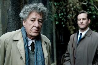 'Final Portrait' review by Kenneth Turan