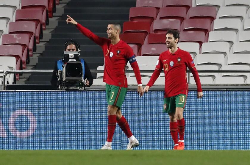 ไฮไลท์ฟุตบอล กระชับมิตรทีมชาติ โปรตุเกส - อันดอร์รา