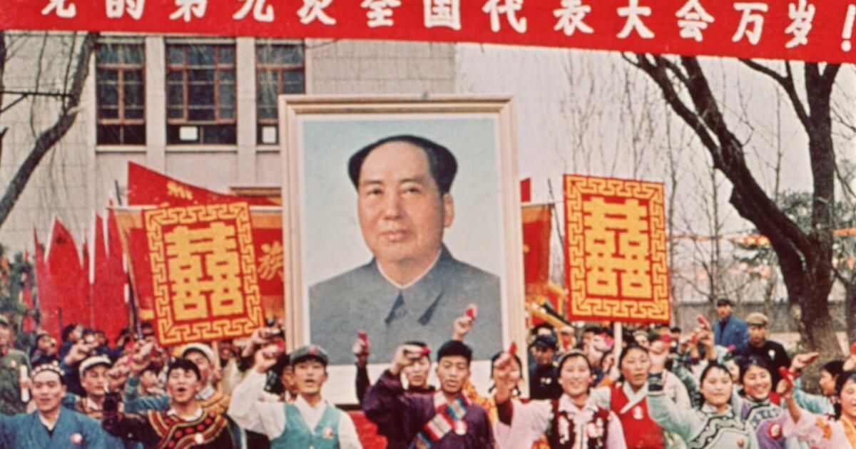 MAO'S CHINA cover image