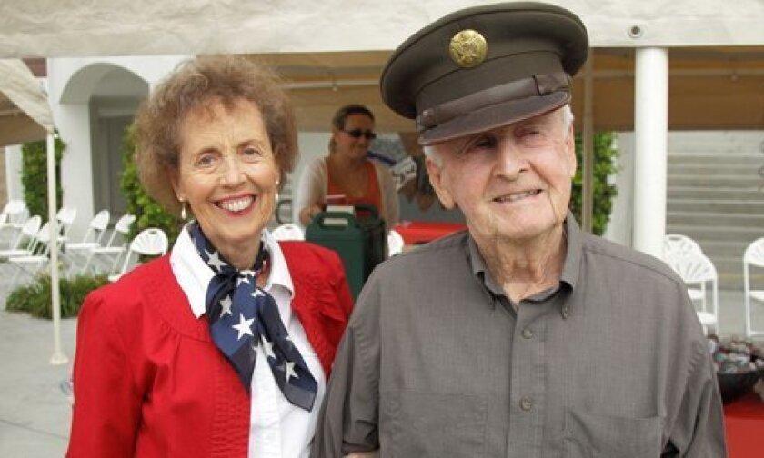 Joanne and Ken McClurkin