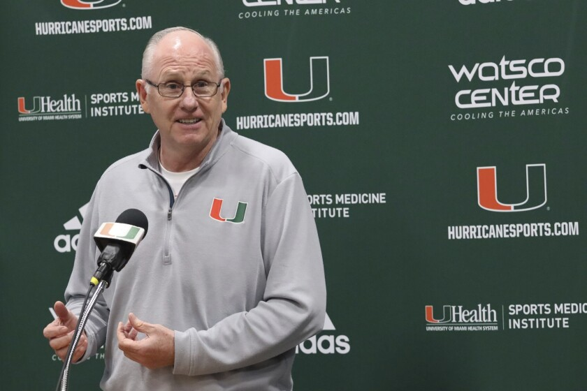 Miami Preview Basketball