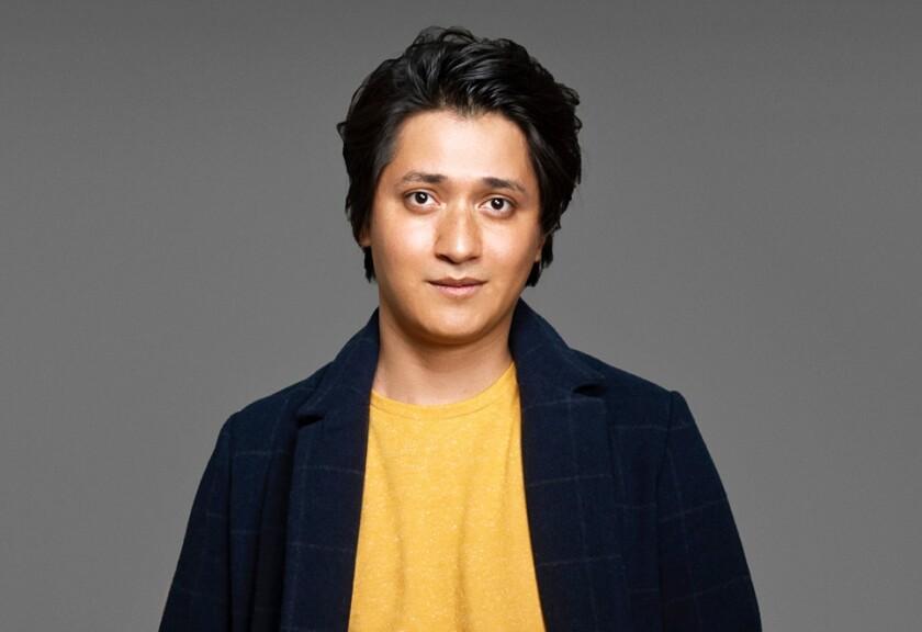 El actor mexicano en una foto promocional.
