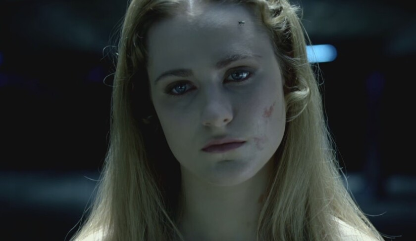 """A scene from HBO's adaptation of """"Westworld."""""""