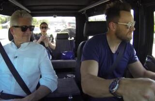 L.A. Drives: Joel McHale and his Icon FJ Land Cruiser