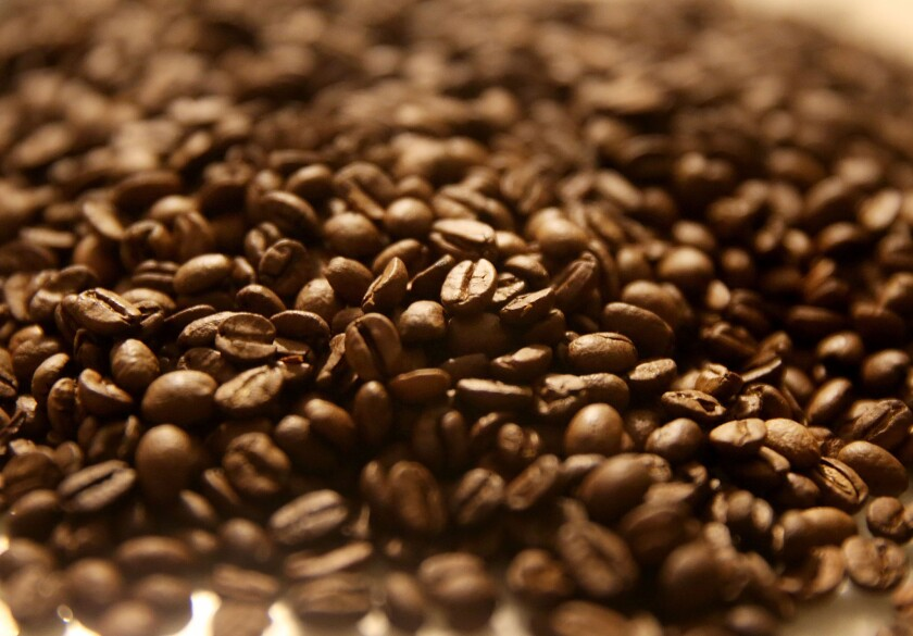California could require cancer warning labels on coffee at Starbucks and other retailers.