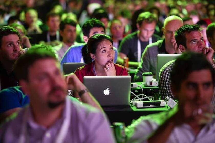 Sexism a problem in Silicon Valley, critics say