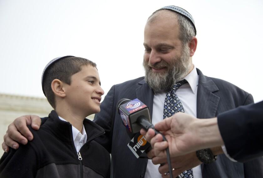 Menachem Zivotofsky, Ari Zivotofsky