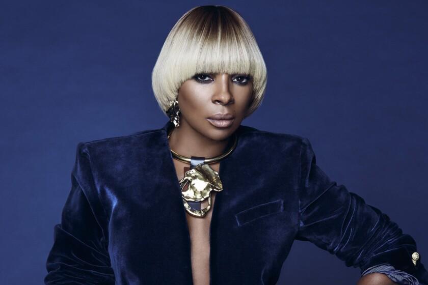 Mary J. Blige. (Courtesy photo)