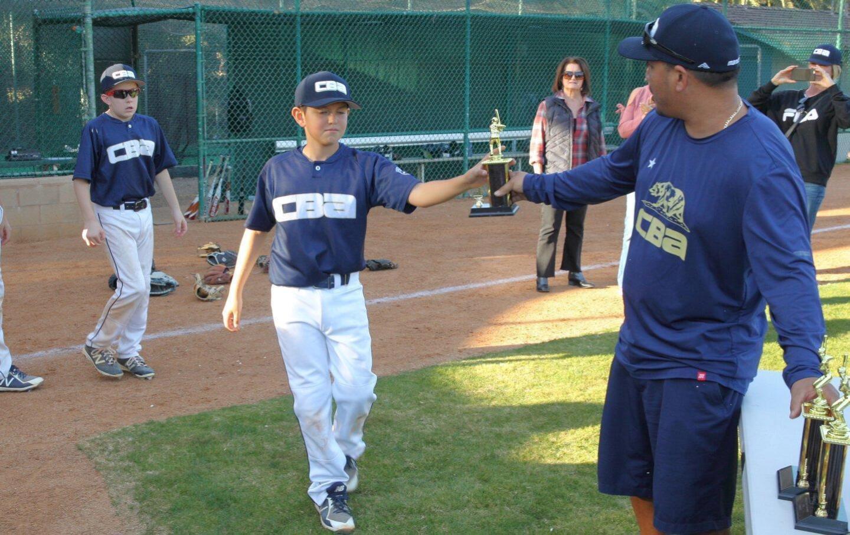 CCA student's charity baseball tournament