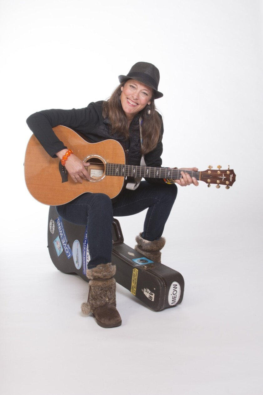Veteran San Diego troubadour Cici Artemisia is bidding farewell with a new album and a June 23 goodbye concert at Heritage Ranch in Encinitas.