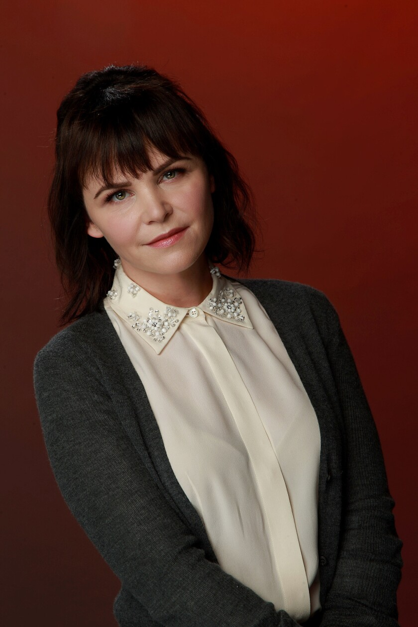 """Jennifer Michelle """"Ginnifer"""" Goodwin recently starred in """"The Twilight Zone"""" developed by Simon Kinb"""