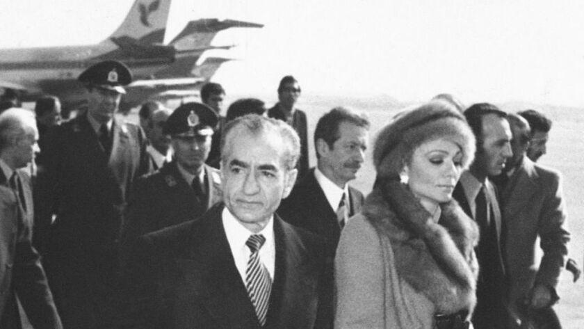 Shah Mohammad Reza Pahlavi