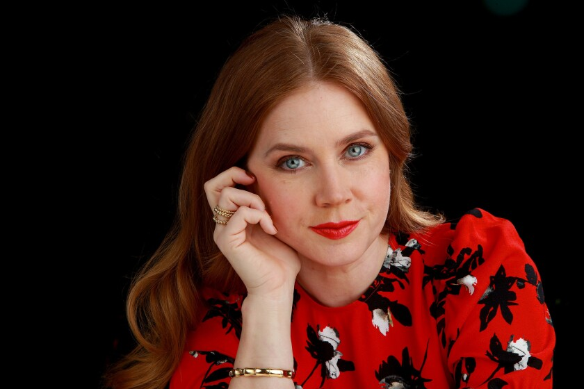 """Amy Adams earned her sixth Oscar nomination, for her turn as Lynne Cheney in """"Vice."""""""