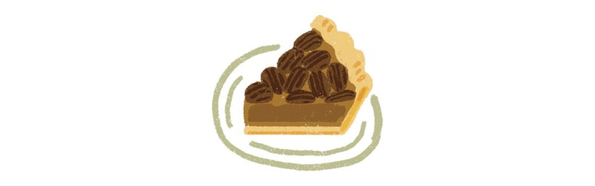 Thanksgiving power rankings: pecan pie