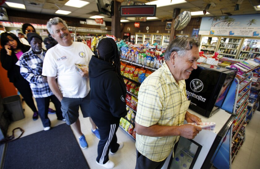 Powerball in California: First day brings in record $3.1 million
