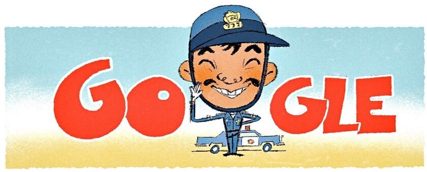 El protagonista de La Vuelta al Mundo en 80 Días, Mario Moreno Cantinflas (imagen), se suma a la lista de celebridades mexicanas que han sido honradas por el servicio de búsqueda por internet.