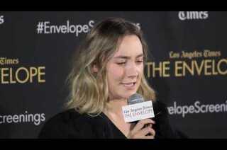 'Brooklyn': John Crowley and Saoirse Ronan explain the film's final boat scene
