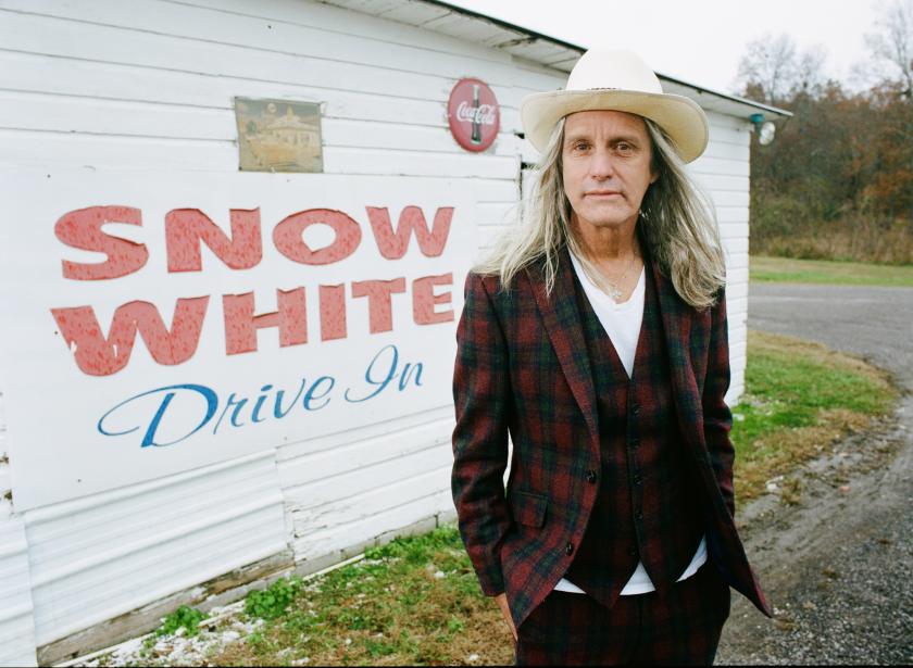 """""""The creativity in Nashville is amazing!"""" says singer-songwriter Steve Poltz, who moved to the country-music capital from San Diego in 2016."""