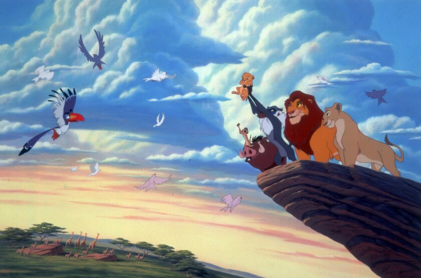 """SOTHEBY'S """"THE LION KING"""""""