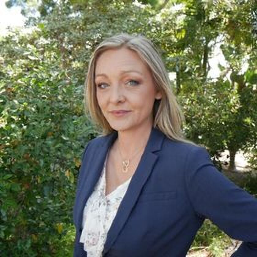 Elizabeth Lavertu is a candidate for California's 71st Assembly District.