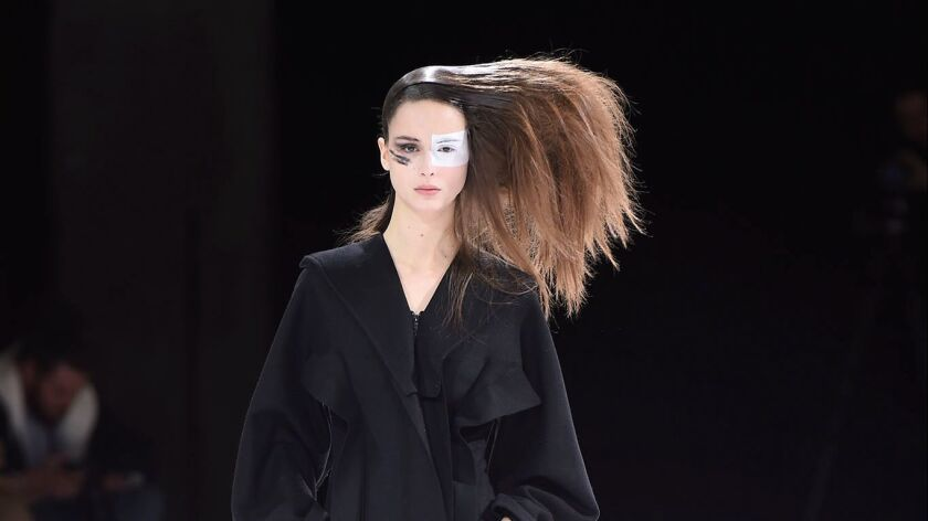 Paris Fall 2018 Beauty Roundup
