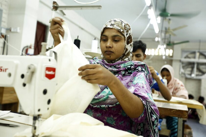 Bangladesh's sweatshops: A boycott is not the answer