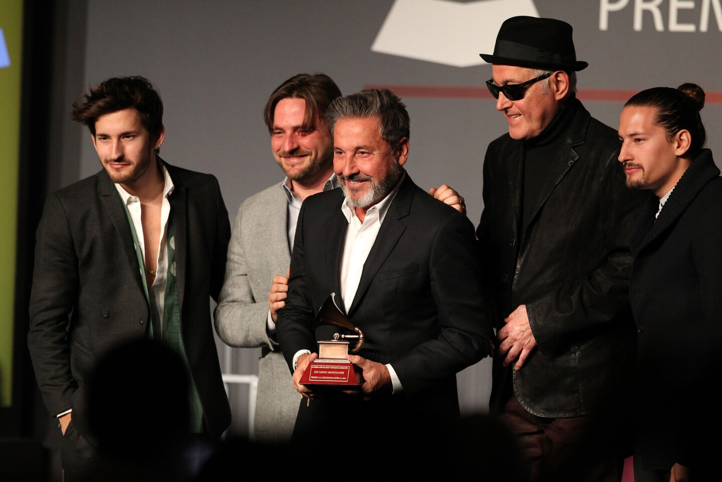 The XVII Annual Latin Grammy Awards - Special Awards Ceremony held at the Four Seasons Hotel Mandalay Place on November 16, 2016 in Las Vegas, Nevada. (Photo by © Fanny Garcia/DDPixels)