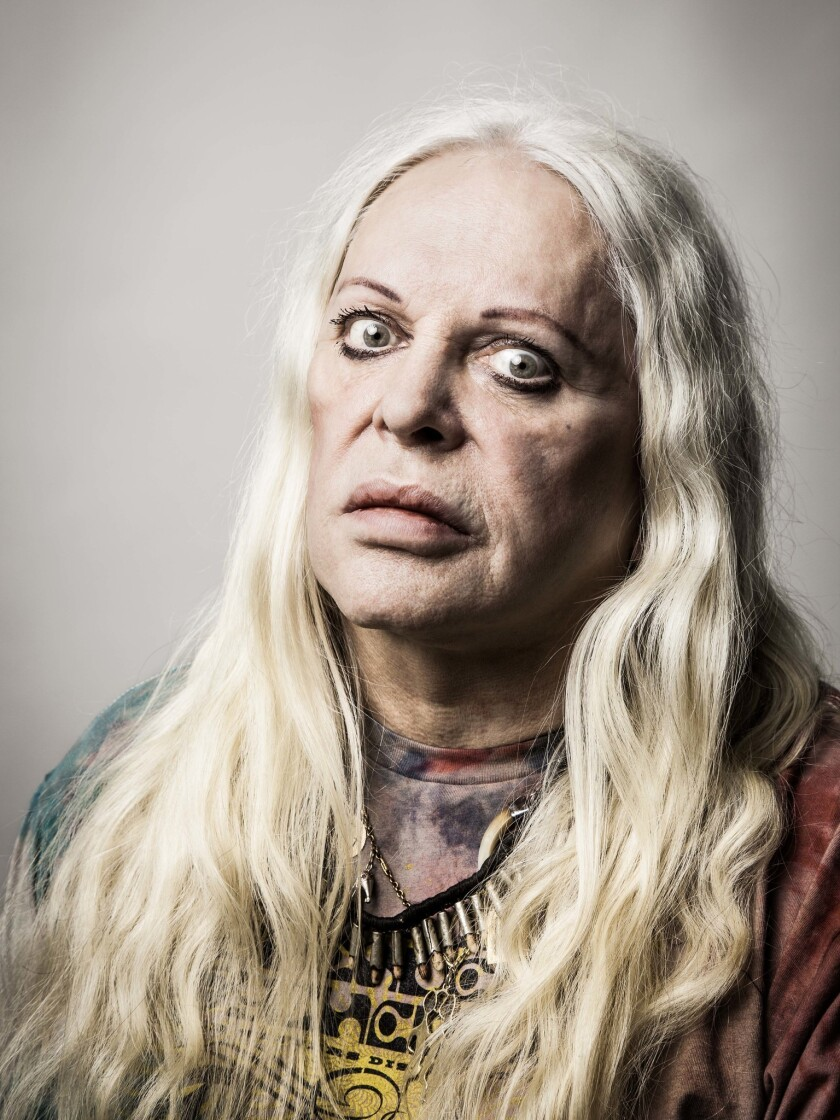 Genesis Breyer P. Orridge