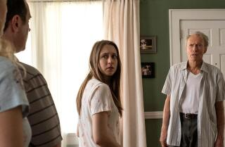 'The Mule' review by Kenneth Turan