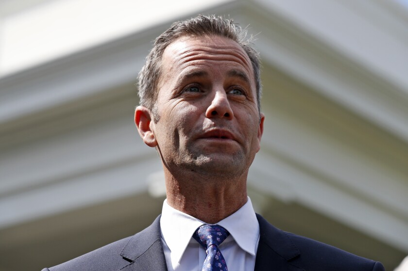 Kirk Cameron, a Christian activist, in 2017.