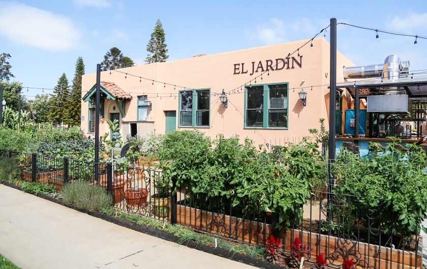 The year-old El Jardín restaurant at Liberty Station has closed for a monthlong revamp that will convert it from fine dining to a casual Mexican concept.