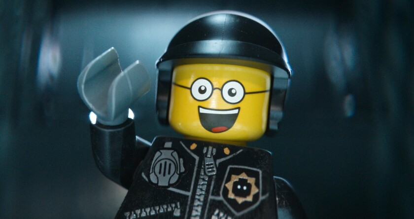 """""""The Lego Movie"""" grossed $69.1 million in its opening weekend."""