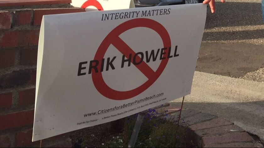 Howell sign