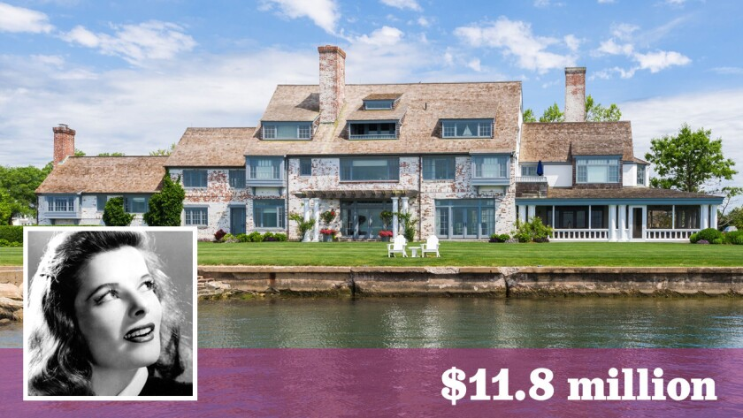 Hot Property | Katharine Hepburn