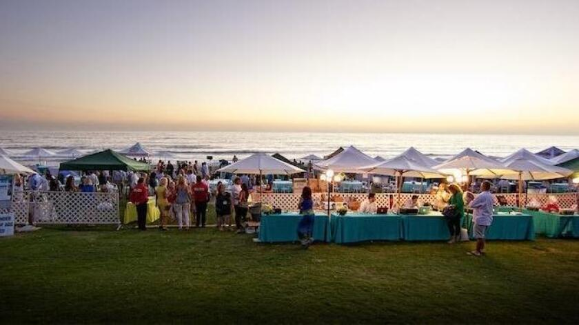 A handful of Del Mar's most applauded restaurants will gather at Powerhouse Park for a bountiful culinary showcase alongside selections of California wine and beers. Celebrate the start of summer with tastings from Pacifica Del Mar, Prepkitchen, Jake's Del Mar, Kitchen 1540 and more. Live music from Second Cousins will make the perfect soundtrack as the sun sets over the ocean. 5 to 8 p.m. $85. Powerhouse Park, 1658 Coast Blvd., Del Mar. visitdelmarvillage.com
