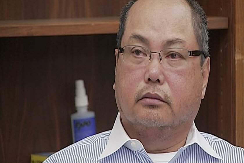 Dante Dayacap, former finance director at the Southeastern Economic Development Corp., was sentenced Friday for embezzling money from the San Diego redevelopment agency.