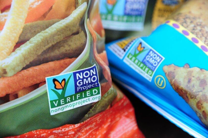 GMO-free snacks