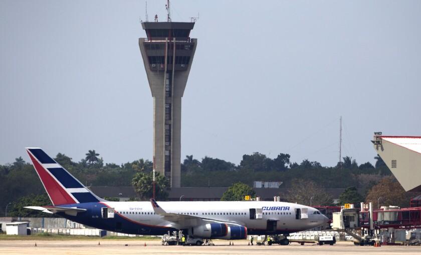 Cuba U.S. Airlines