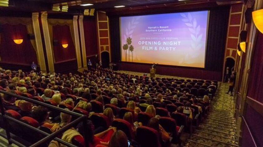 Last year's film festival