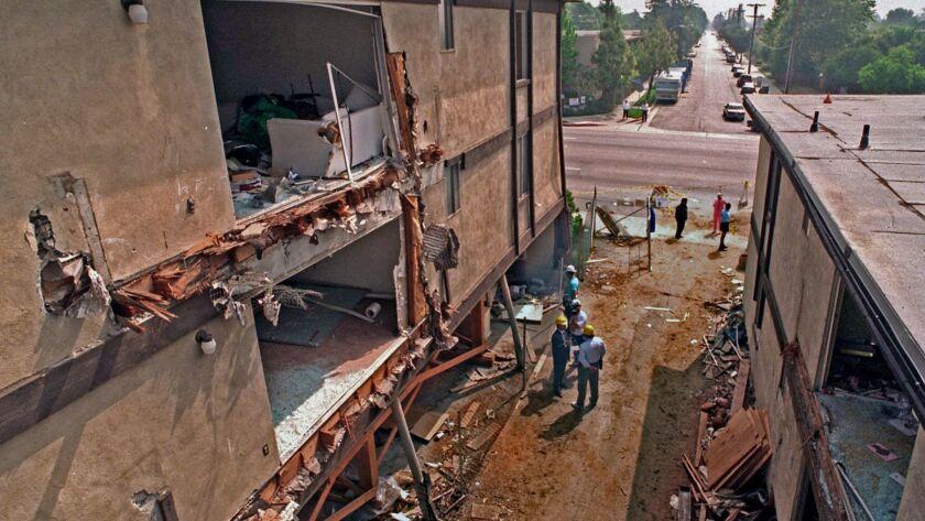 Northridge earthquake anniversary