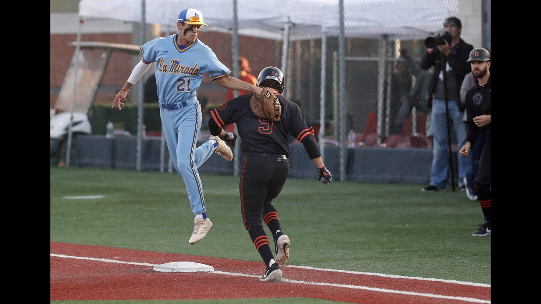 Photo Gallery: Huntington Beach vs. La Mirada in baseball