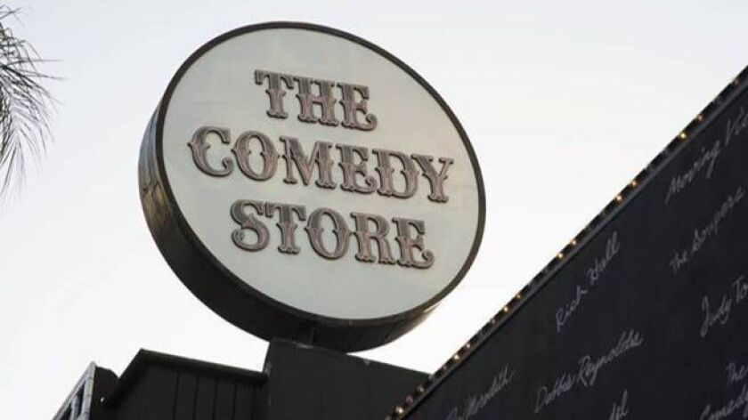 Comedy Store documentary series to debut on Showtime - Los Angeles ...