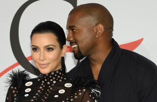 Twitter says 'um, okay' to Kim Kardashian and Kanye West's son's name