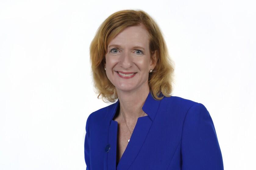 Ellen Neufeldt, president of Cal State San Marcos, started at the university this summer.
