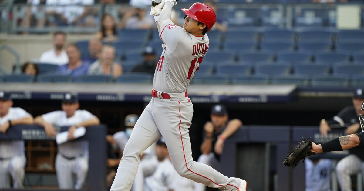 Five reasons why Shohei Ohtani is better than ever and the favorite for AL MVP