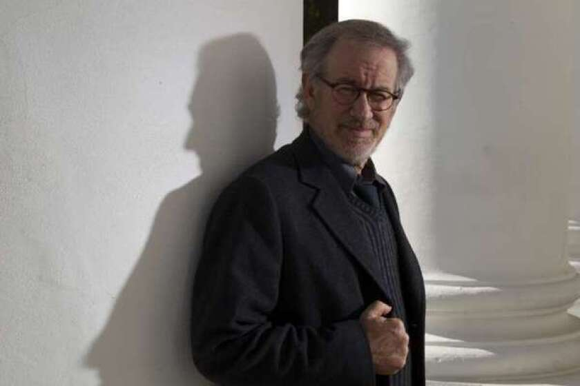 Steven Spielberg was once turned down as director of a James Bond film.