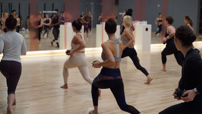Fitness, Wellness and Beauty Converge