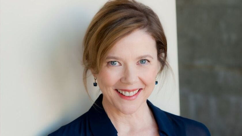 Former San Diego resident Annette Bening, a four-time Oscar-nominee and two-time Golden Globe-winner, will be honored at the San Diego International Film Festival.