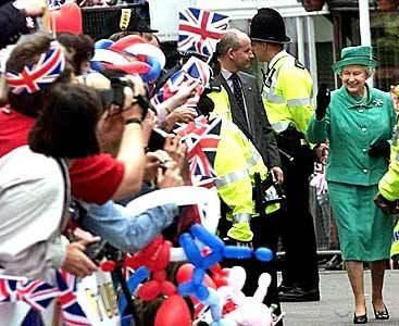 Elizabeth II's 50th Year